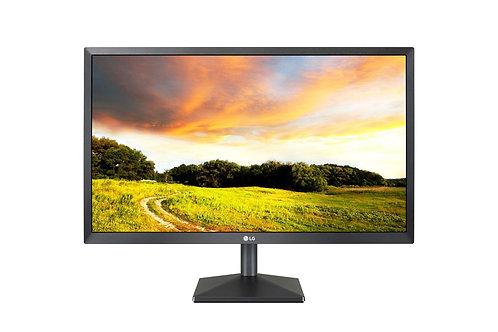 "LG 24"" 24BK400H-B 1920 X 1080 5MS D-SUB 5MS VGA HDMI BLACK OPEN BOX"