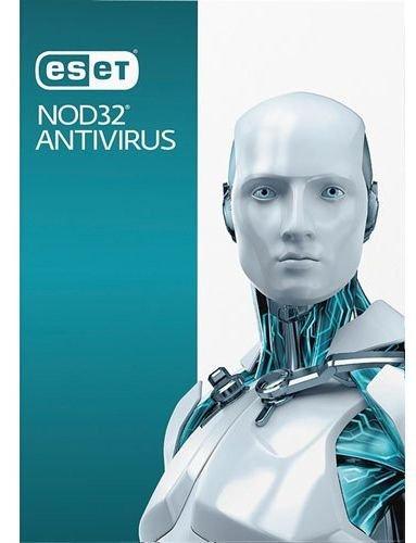ESET NOD32 ANTI VIRUS 2017 3 PC BOX BILINGUAL