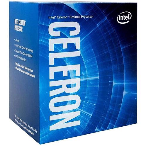 INTEL G5900 CELERON DUAL CORE 3.4GHz 2MB L1200 BX80701G5900