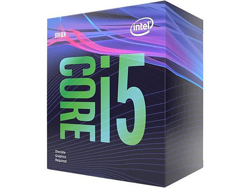 INTEL Ci5-9400F BX80684I59400F NO GRAPHIC 2.9/4.1GHZ 6 CORE 65W L1151 BOX CPU