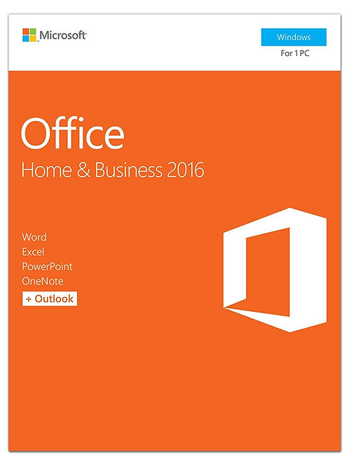 MS OFFICE 2016 H&B PKC #T5D-02776 NEW PACKAGE