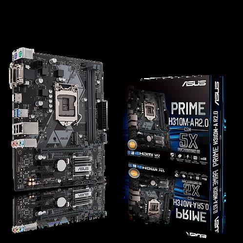 ASUS PRIME H310M-A R2.0/CSM H310 32GB DDR4 uATX Retail MB