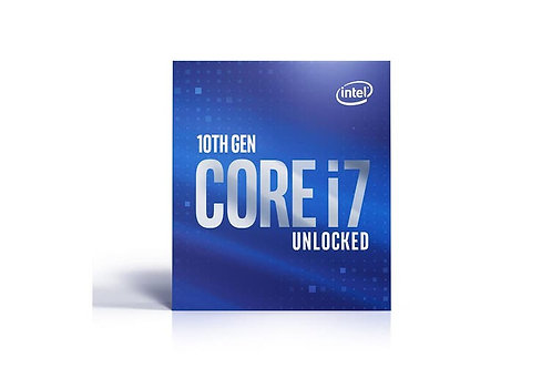 INTEL CI7-10700K BX8070110700KA 3.8/5.1GHZ 8CORE 125W L1200 MARVEL EDITION