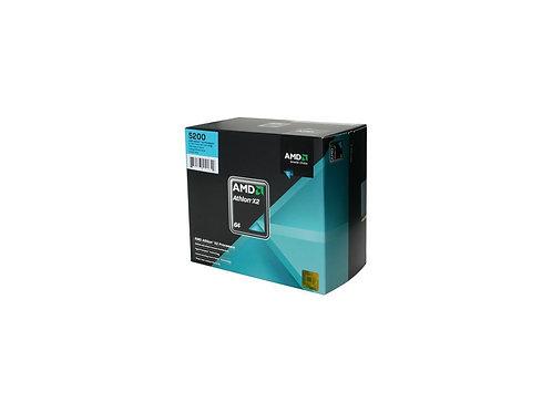 AMD-ATHLON X2 5200 2.7GHz 1MB 65W AM2 ADO5200DOBOX CPU