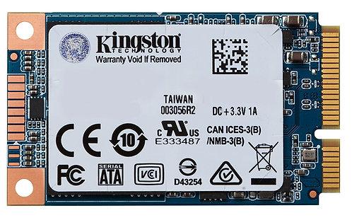 SSD 240G KINGSTON SUV500MS/240G mSATA SATA3 3D TLC