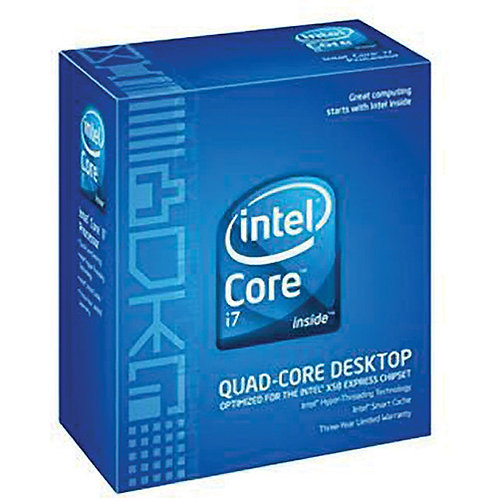 INTEL i7-950 BX80601950 QUAD CORE 3.06GHz 8M 1366 BOX CPU