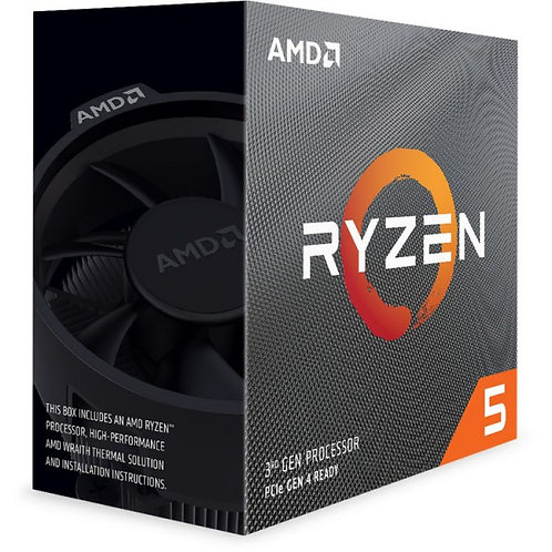 AMD-RYZEN 5 3600 3.6/4.2GHZ AM4 65W 100-100000031BOX