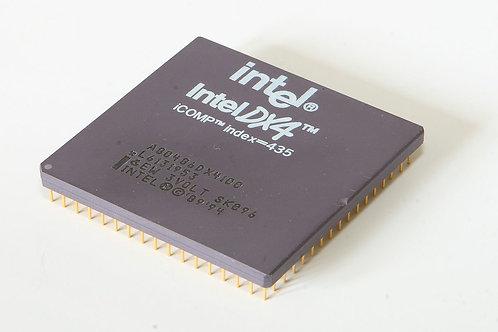 INTEL 486 DX 100 SOCKET 3 BULK CPU
