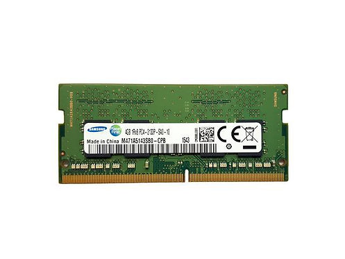DDR4-2400 8G SAMSUNG/3 8 CHIPS (512 X 16) DOUBLE SODIMM