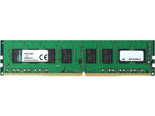 DDR4-2133 8G KINGSTON HIGH PROFILE CL15 #KVR21N15S8/8