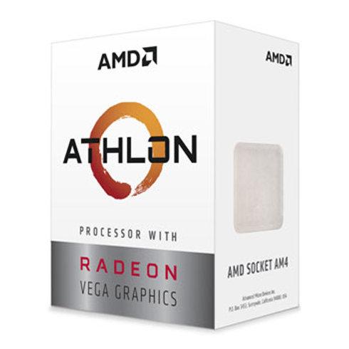 AMD-ATHLON 200GE AM4 3.2GHz 2 CORES 35W YD200GC6FBBOX CPU