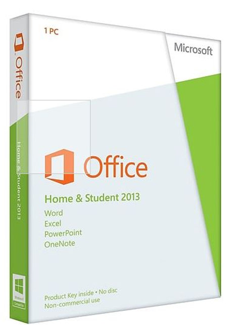 MS OFFICE 2013 H&S PKC #79G-03550