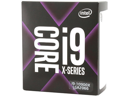 INTEL CI9-10900X BX8069510900X 10 CORES 4.5 /4.7GHZ LGA2066 165W