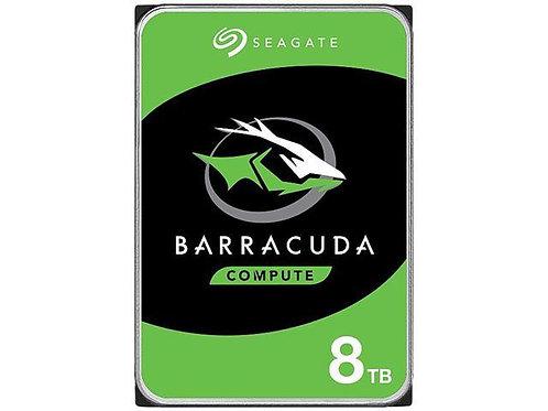"""HDD 8TB SEAGATE 3.5"""" (RECERT) 256MB SATA6Gb/s #ST8000DM004"""