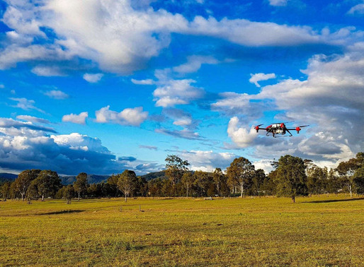 Shaping the Future of Food and Agriculture in Australia: Drone, Regulation and the Weed Battle