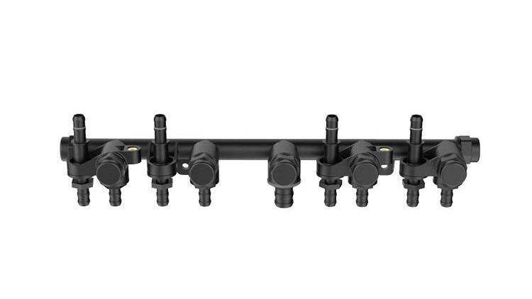 P-Series 2018 Spray System Distributor
