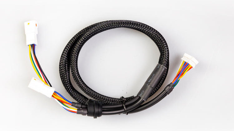 P30 Navigation Light / Spray Nozzle - Fuselage Cable (Short)