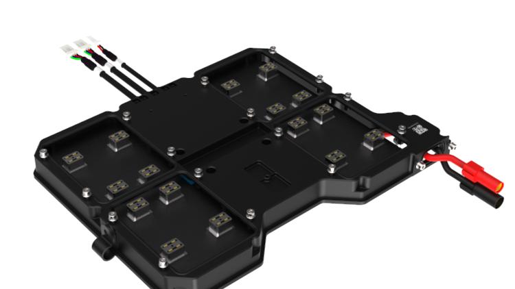 P30 2018 Power Module Shell (Upper)