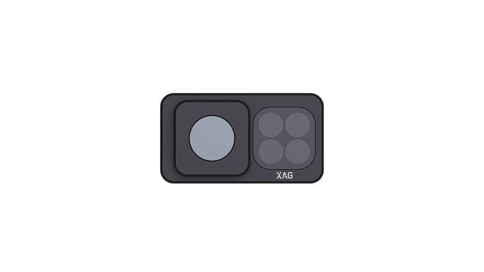XCAM 2000s MultiSpectral Camera
