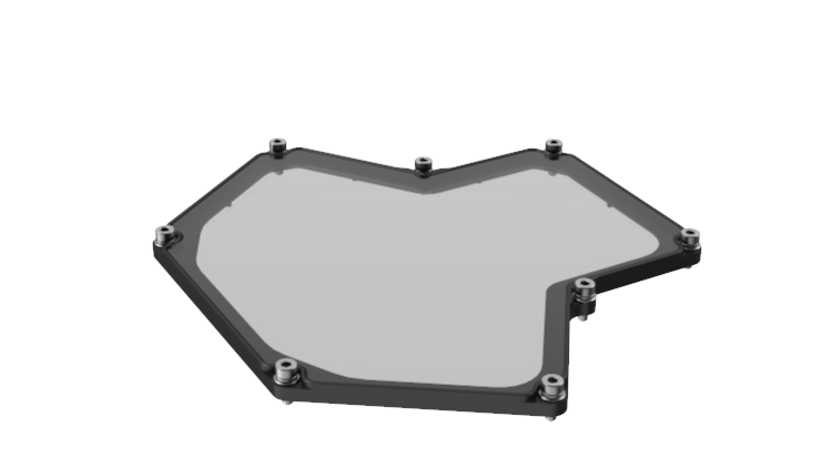 P30 2018 Fuselage Cover Plate