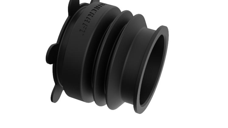 P30 2018 Frame Arms Sealing