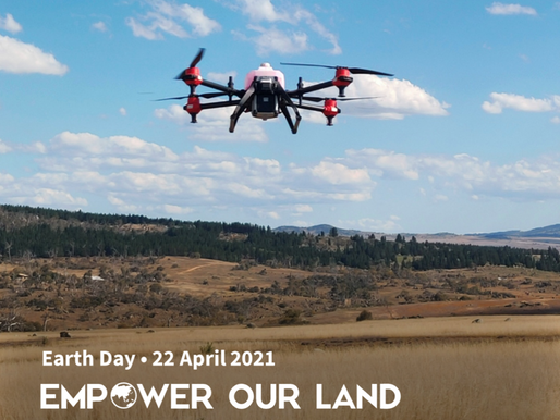 2021 Earth Day | Empower Our Land and Planet