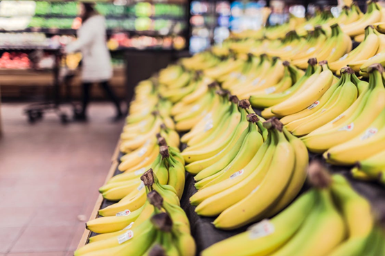 On the global market, bananas always find their way (Source: FAO)