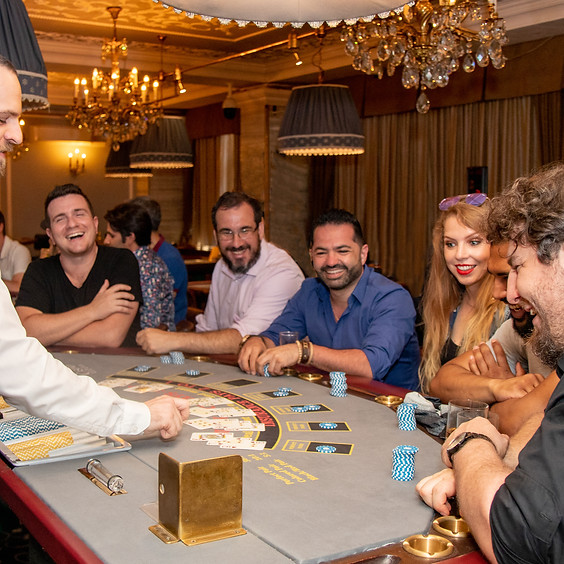 Happy Hour - A Casino Experience