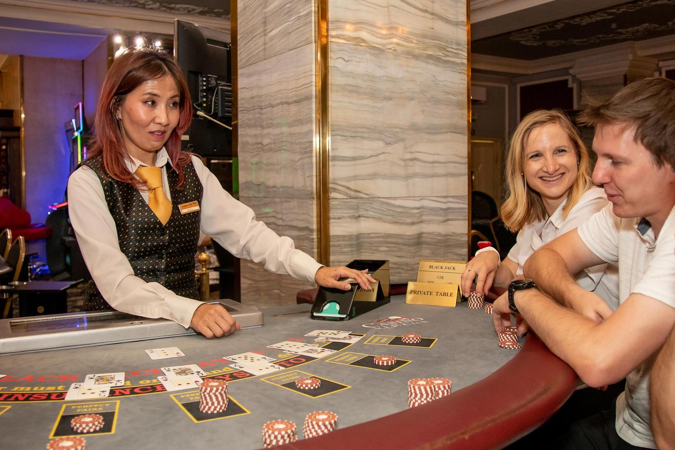 Ambassador Casino Happy Hour June 2020
