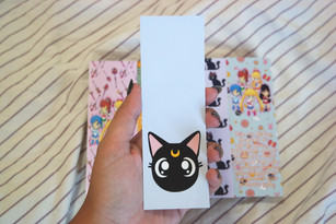 Freebie: Marcadores de página Sailor Moon