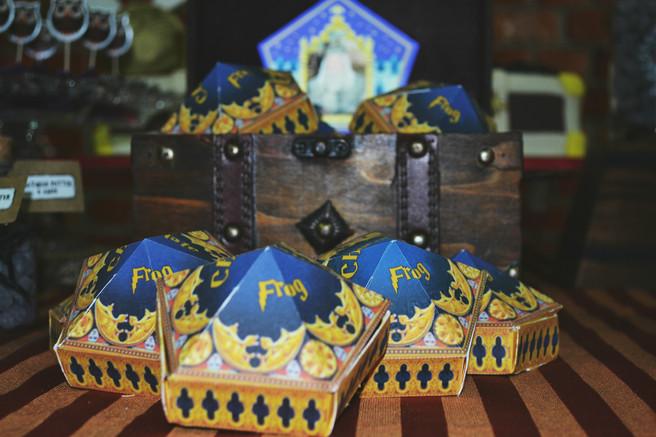 Fotografando: Festa Harry Potter