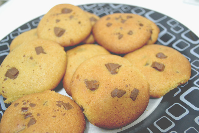 Receita: Cookie