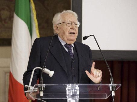 Giuseppe Zamberletti, il padre della protezione civile italiana