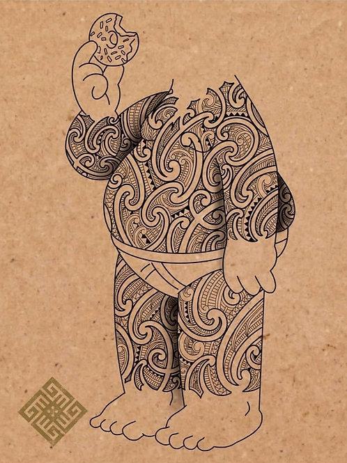 Tribal Homer