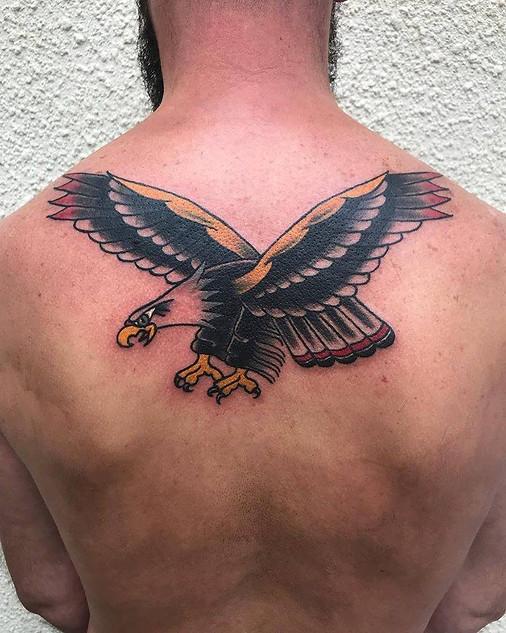 Taditional Eagle