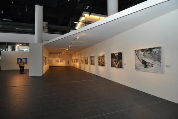 museum exhibition space  design