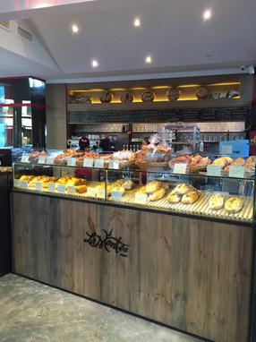 bread shop from korea