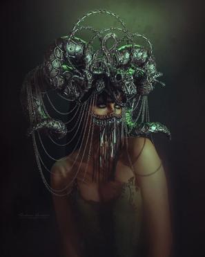 Snake Headdress Andrea.jpg