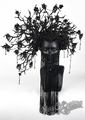 Black-Branch-Headdress-with-Veil----1.jp