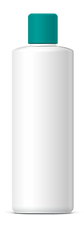 teal PHA Plastic Free Health Beauty Wellness Bottle