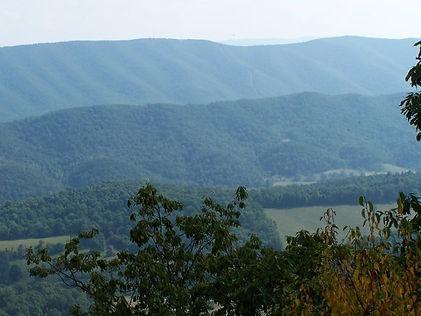 ridge and valley - virginia