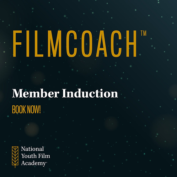 Member Induction - FilmCoach™