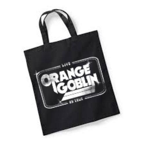'Live on Tour' Tote Bag