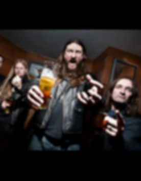 Orange Goblin Band