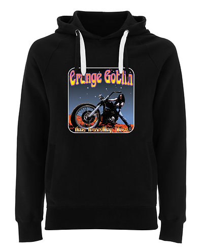 Time Travelling Blues Hoody