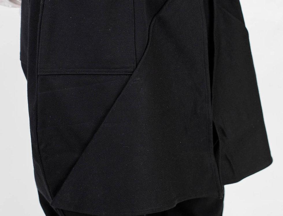 Derby's - Sarouel Emmanuel en jersey épais - noir