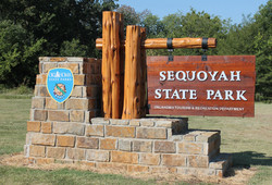 Welcome to Sequoyah State Park