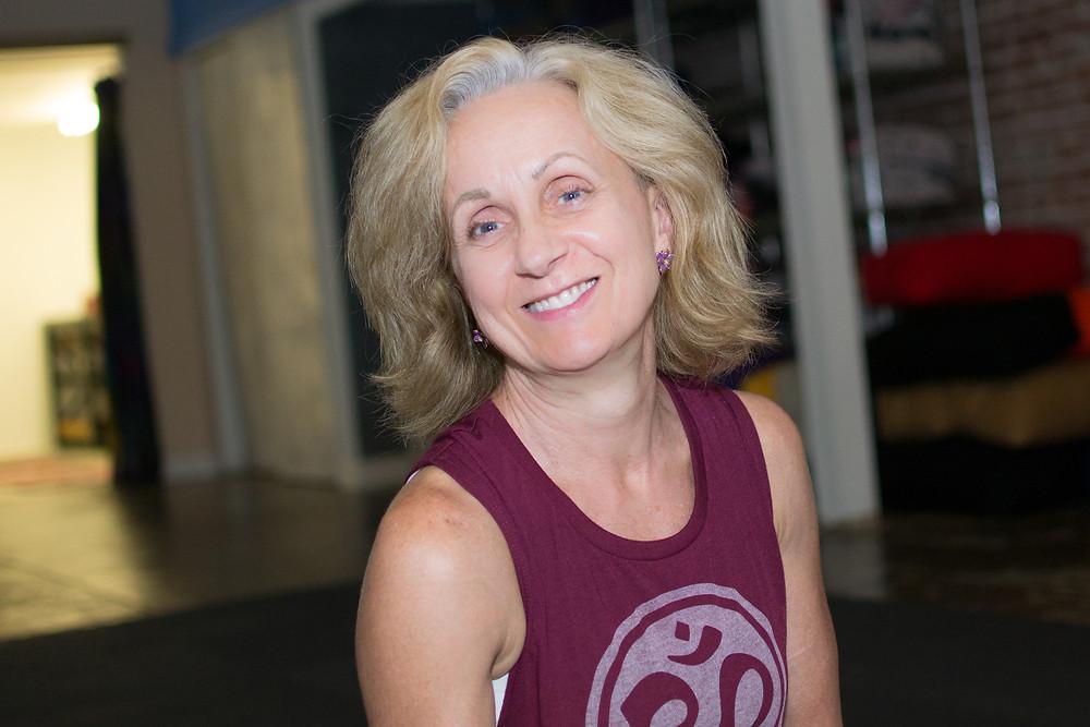Kris Wyatt, owner of Be Love Yoga Studio Bristow