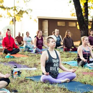 Fall Big Om Yoga Retreat