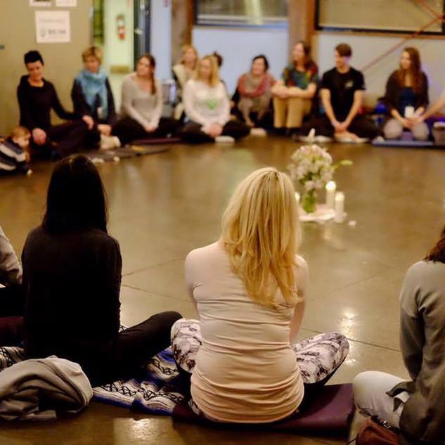 Winter Big Om Yoga Retreat